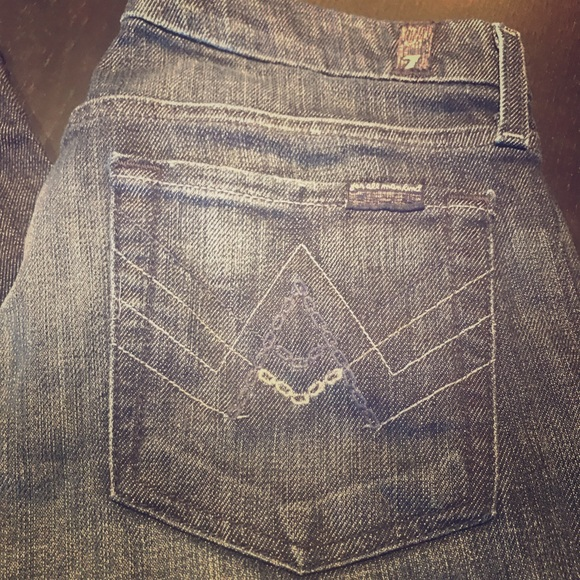 7 For All Mankind Denim - 7 For All Mankind Jeans A Line